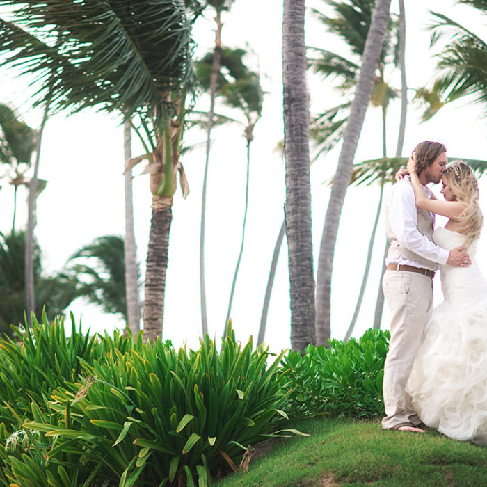 Natilie and Justin Tie The Knot In Punta Cana
