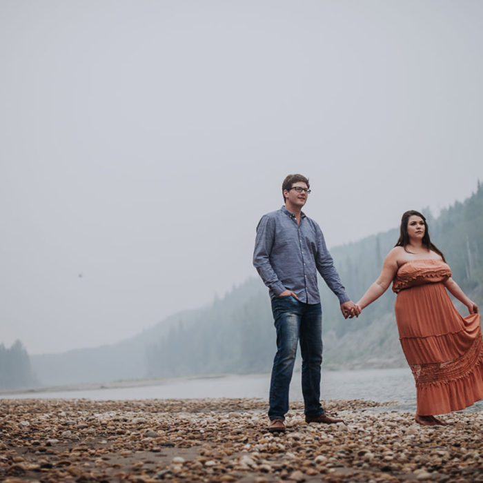 An Enchanting Smokey E-Session