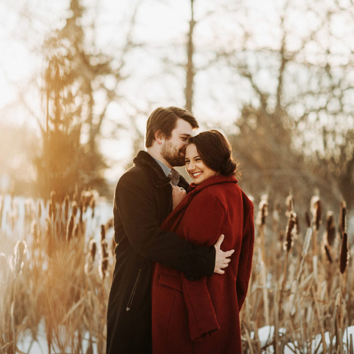 M+L Winter Engagement