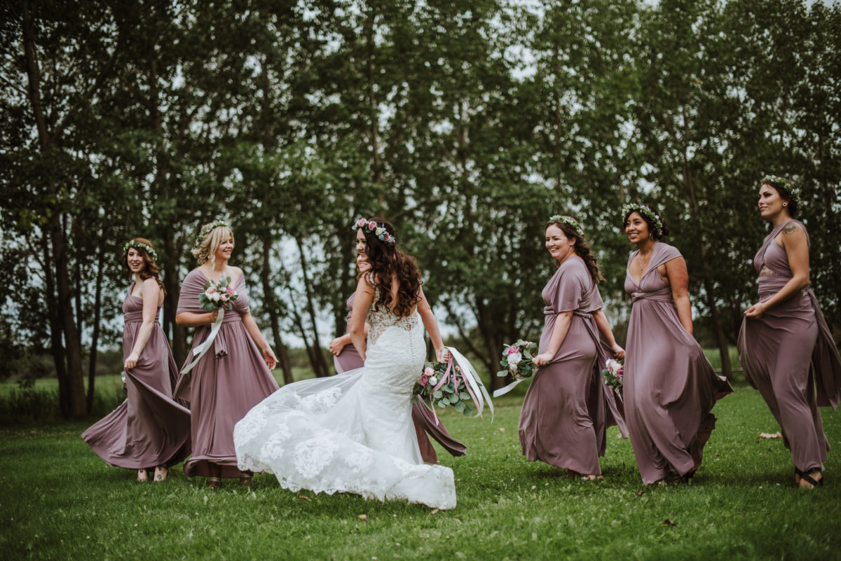 Glam Boho Wedding | Grande Prairie